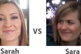 Sarah vs. Sara – Mormon Bachelor Throwdown #1