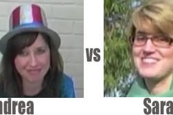 MoBach Throwdown #2 – Andrea vs. Sara