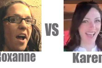 MoBach Throwdown #4 – Roxanne vs. Karen