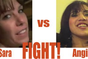 MoBach Throwdown #5 – Angie vs. Sara