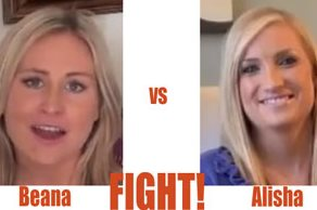 MoBach Throwdown #6 – Beana vs. Alisha