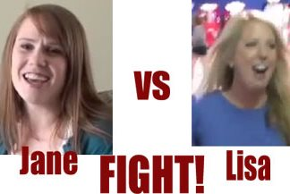 MoBach Throwdown #8 – Jane vs. Lisa