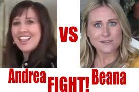 MoBach Round 2 Throwdown #2 – Andrea vs. Beana