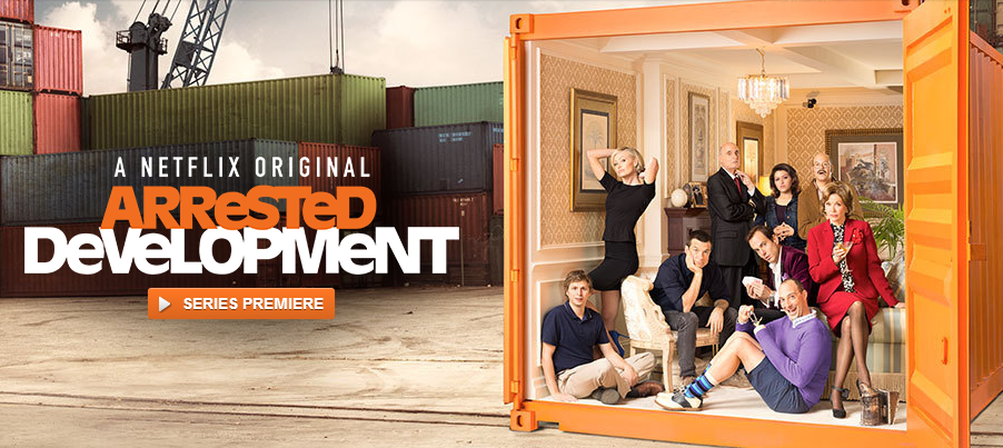 Arrested Development Review – Season 4