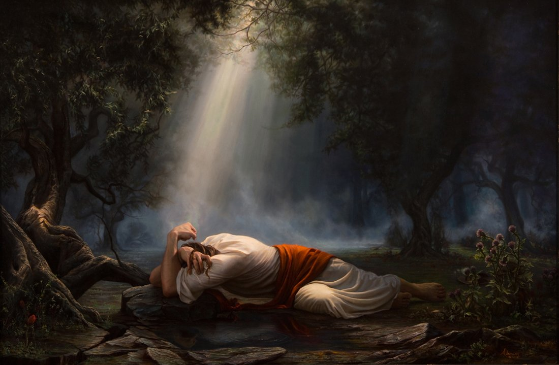 Not My Will, But Thine, Be Done – Christ's Easter