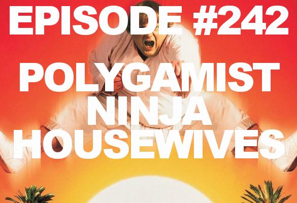 Episode #242 – Polygamist Ninja Housewives
