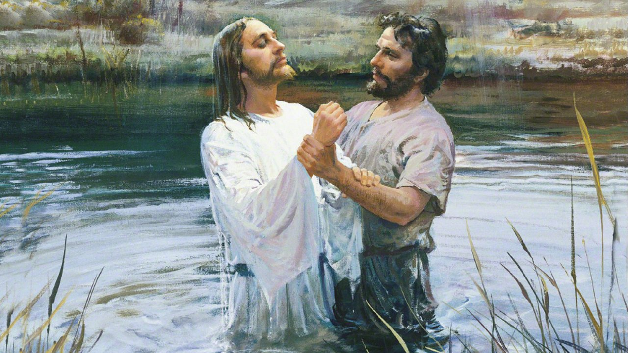 """New Testament Lesson 4: """"Prepare Ye the Way of the Lord"""" (John the Baptist)"""