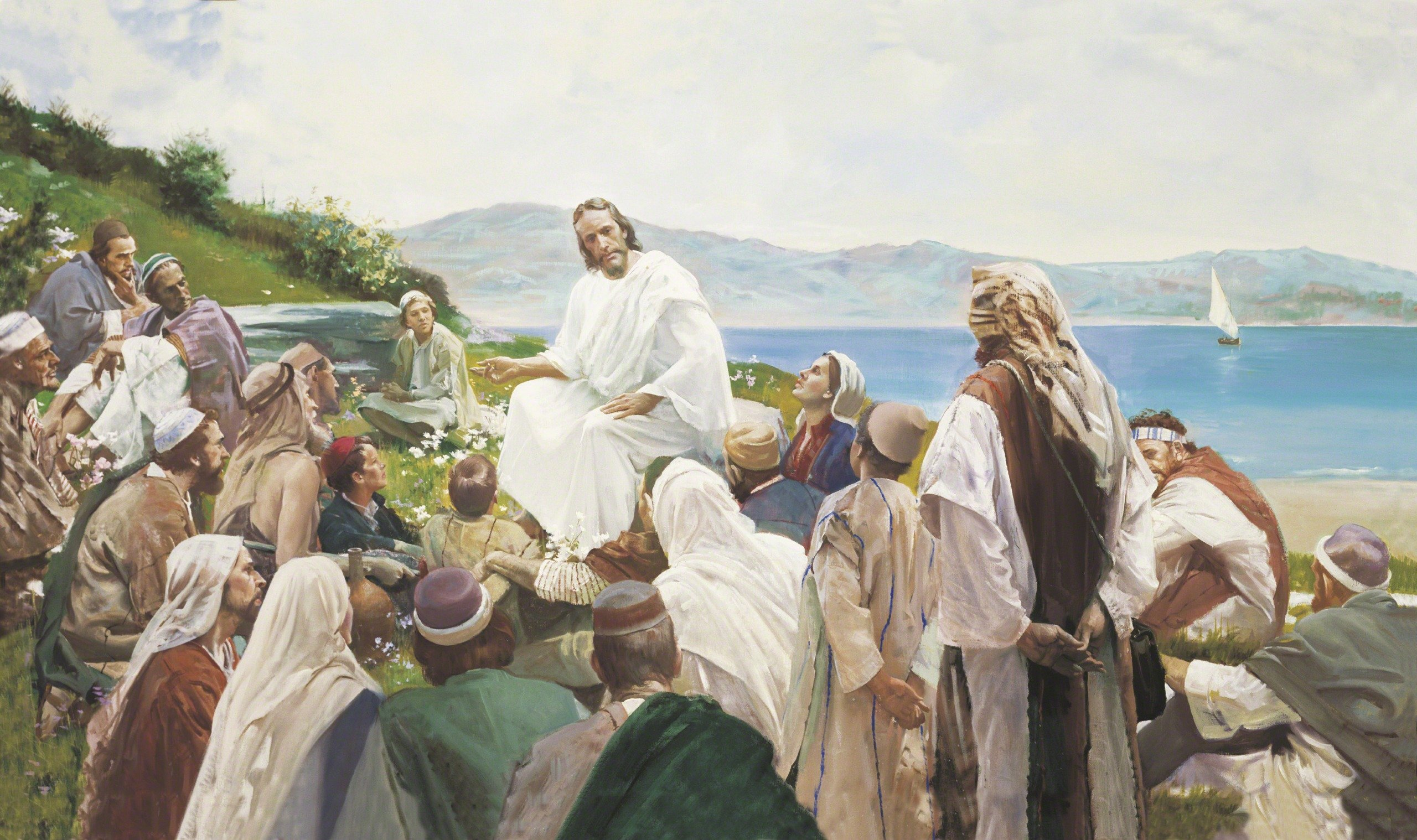 "New Testament Lesson 8: The Sermon on the Mount: ""A More Excellent Way"""