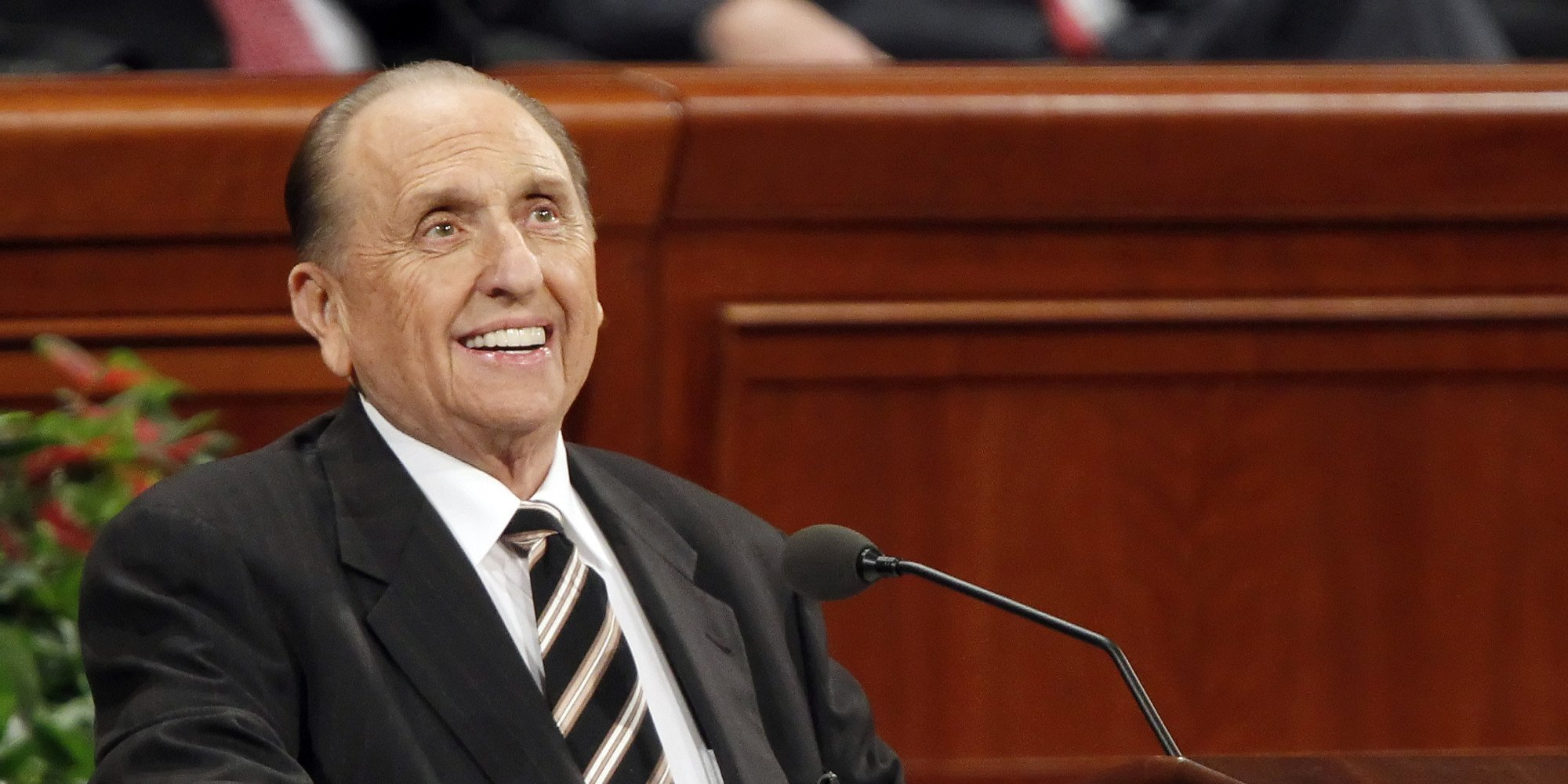 Thomas S. Monson Isn't Dead