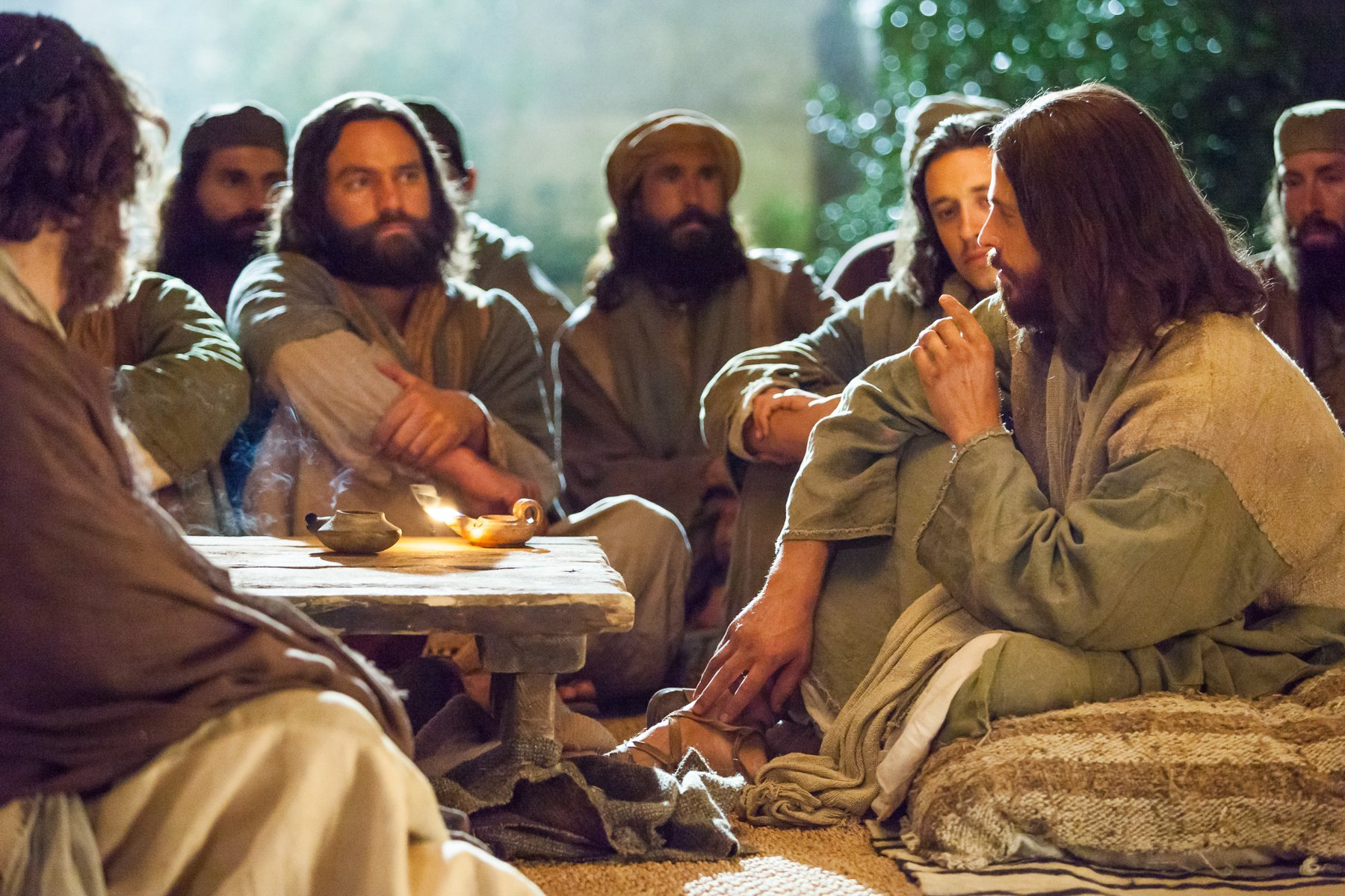 """New Testament Lesson 11: """"He Spake Many Things unto Them in Parables"""""""