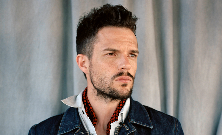 Brandon Flowers Discusses Family, Mormonism, and Temptation