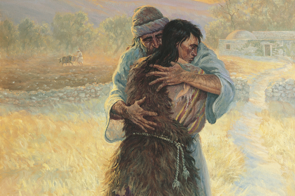 """New Testament Lesson 18: """"He Was Lost, and Is Found"""""""