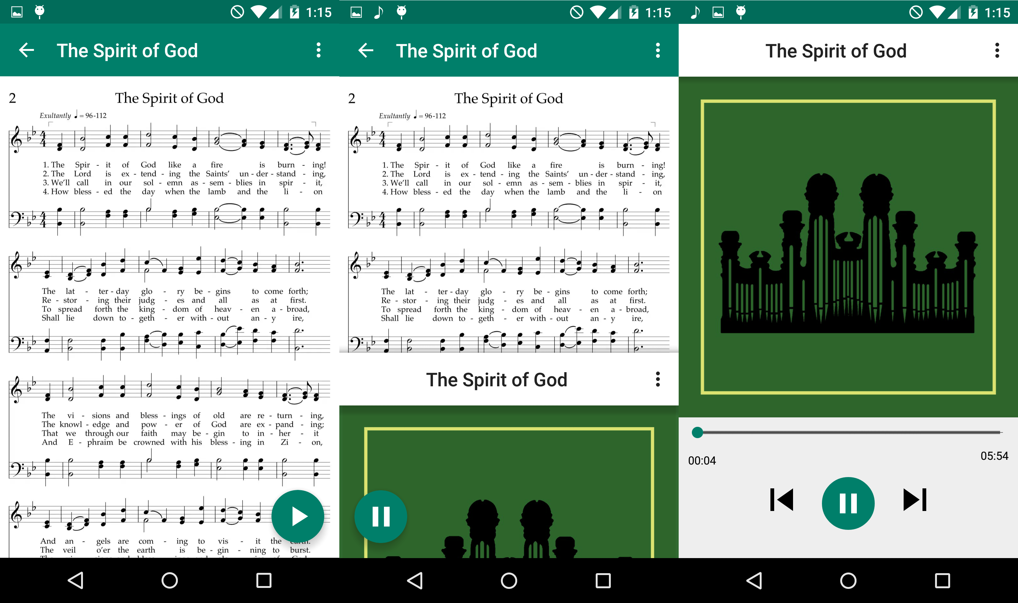 Mormon Church Finally Releases LDS Music App for Android