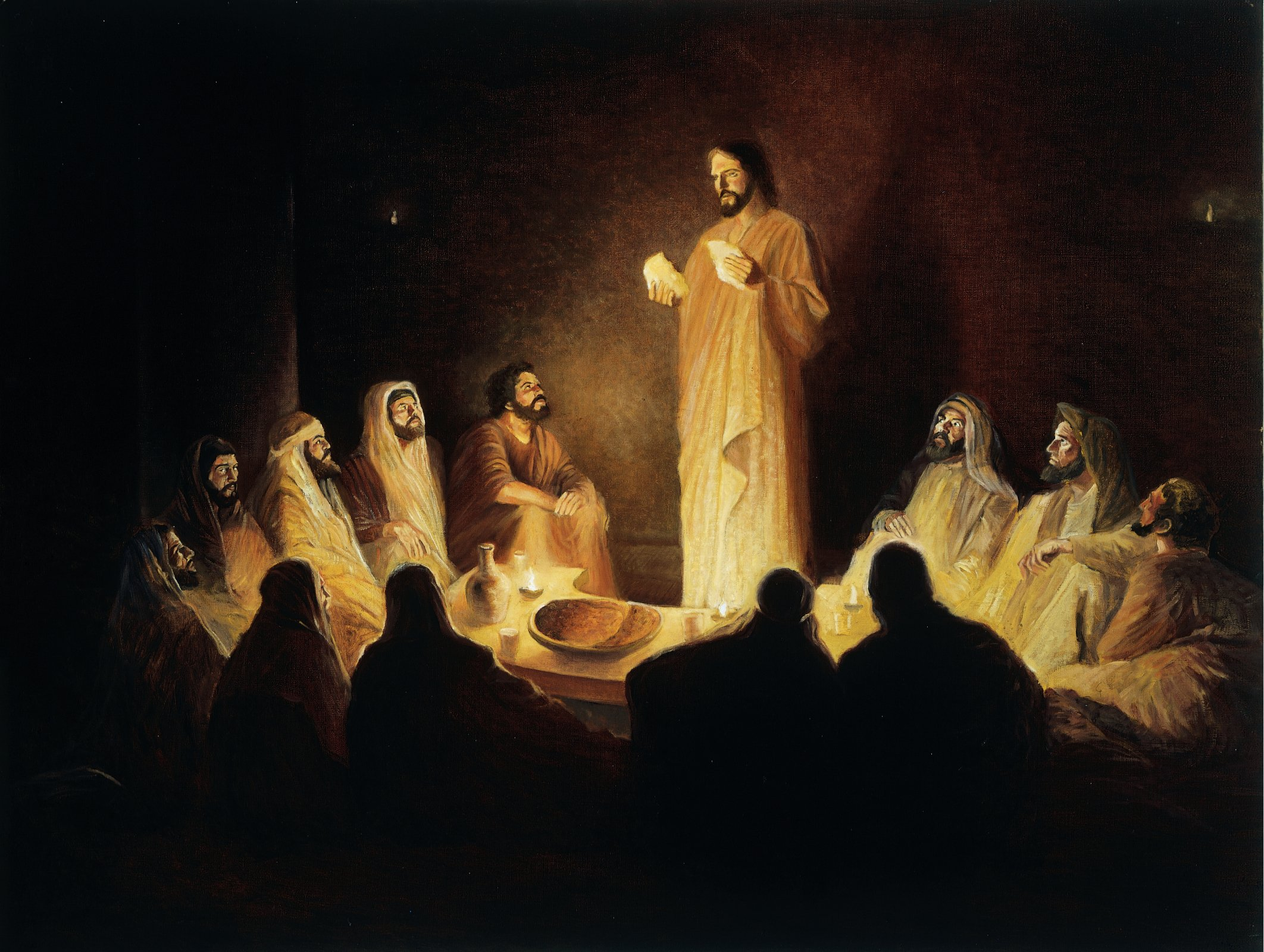"""New Testament Lesson 23: """"Love One Another, As I Have Loved You"""""""