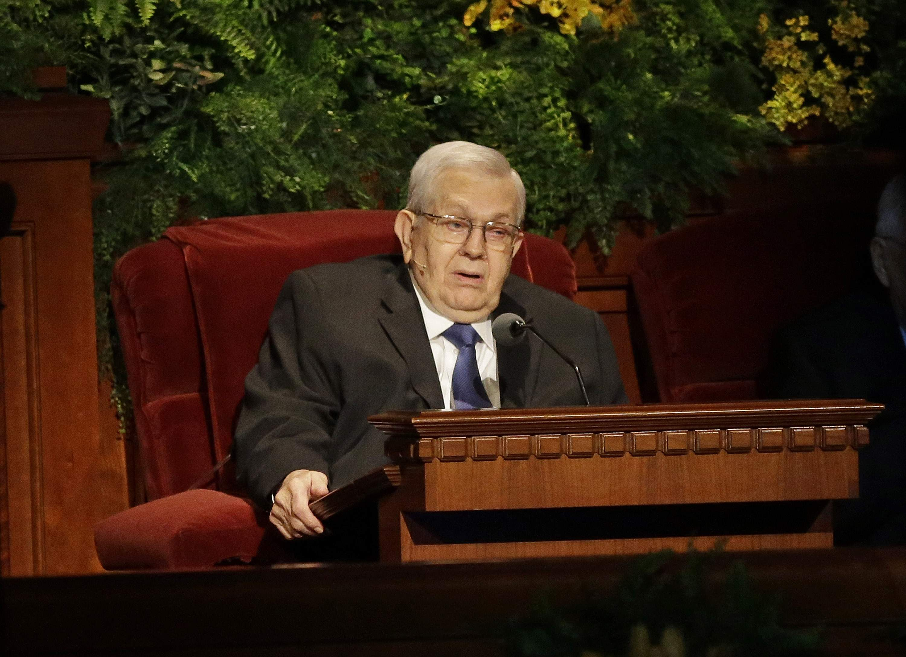 Two Ways Elder Boyd K. Packer Changed My Life