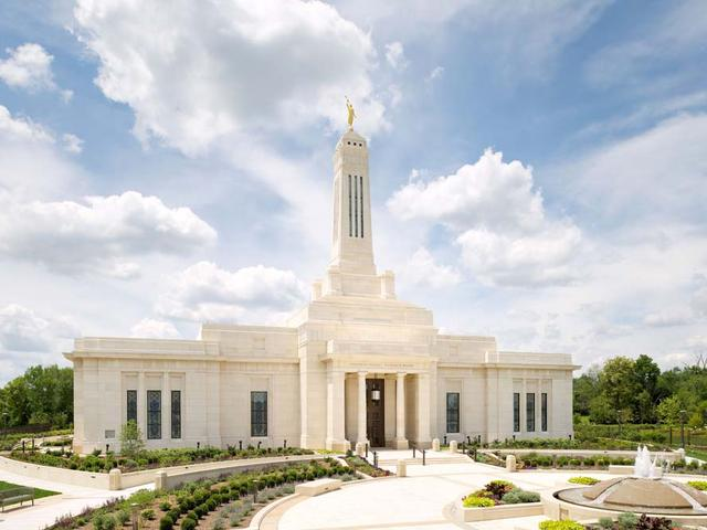 Why the Indianapolis Temple Is My New Favorite Mormon Temple