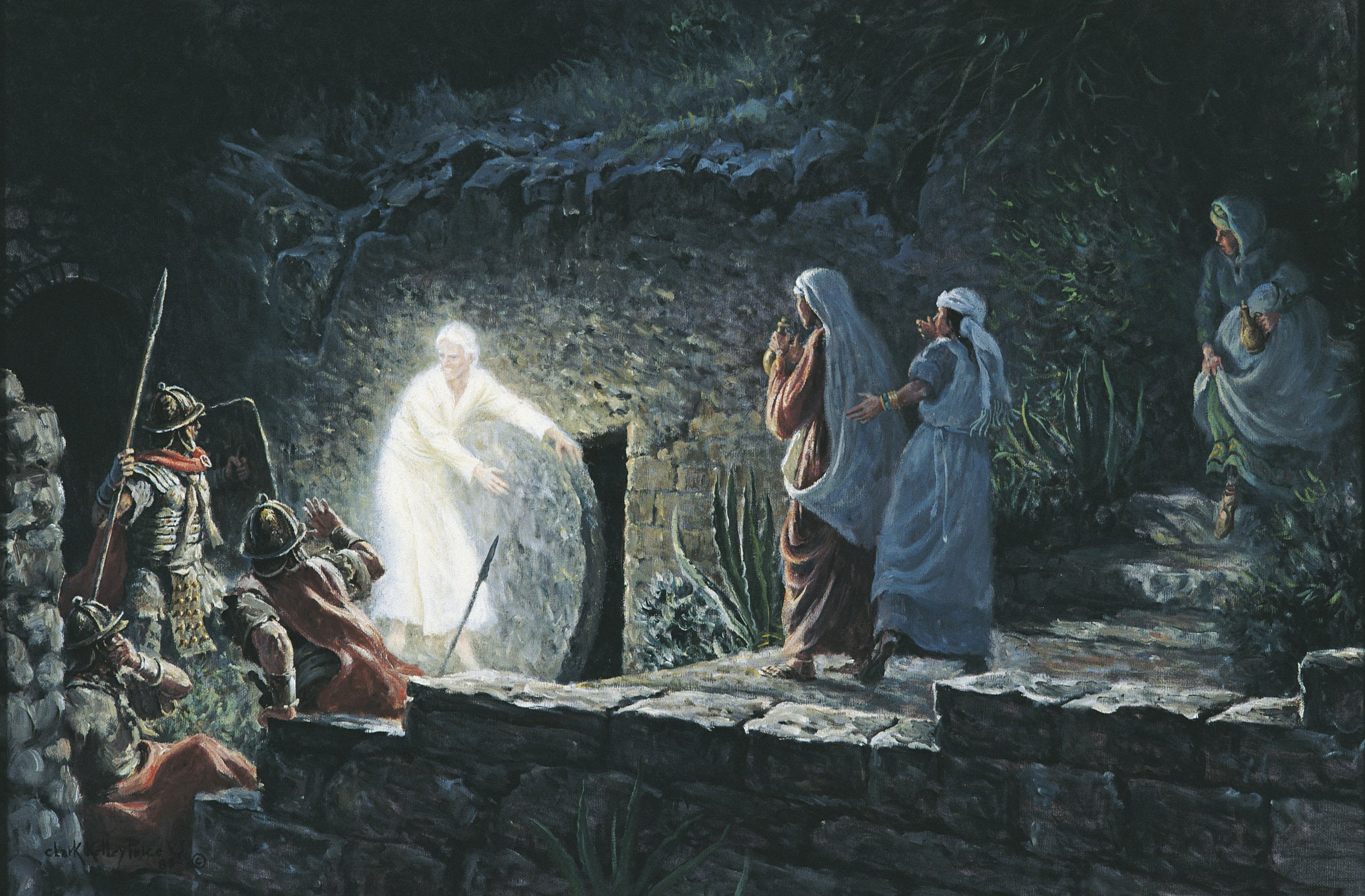 "New Testament Lesson 27: ""He Is Not Here, for He Is Risen"""