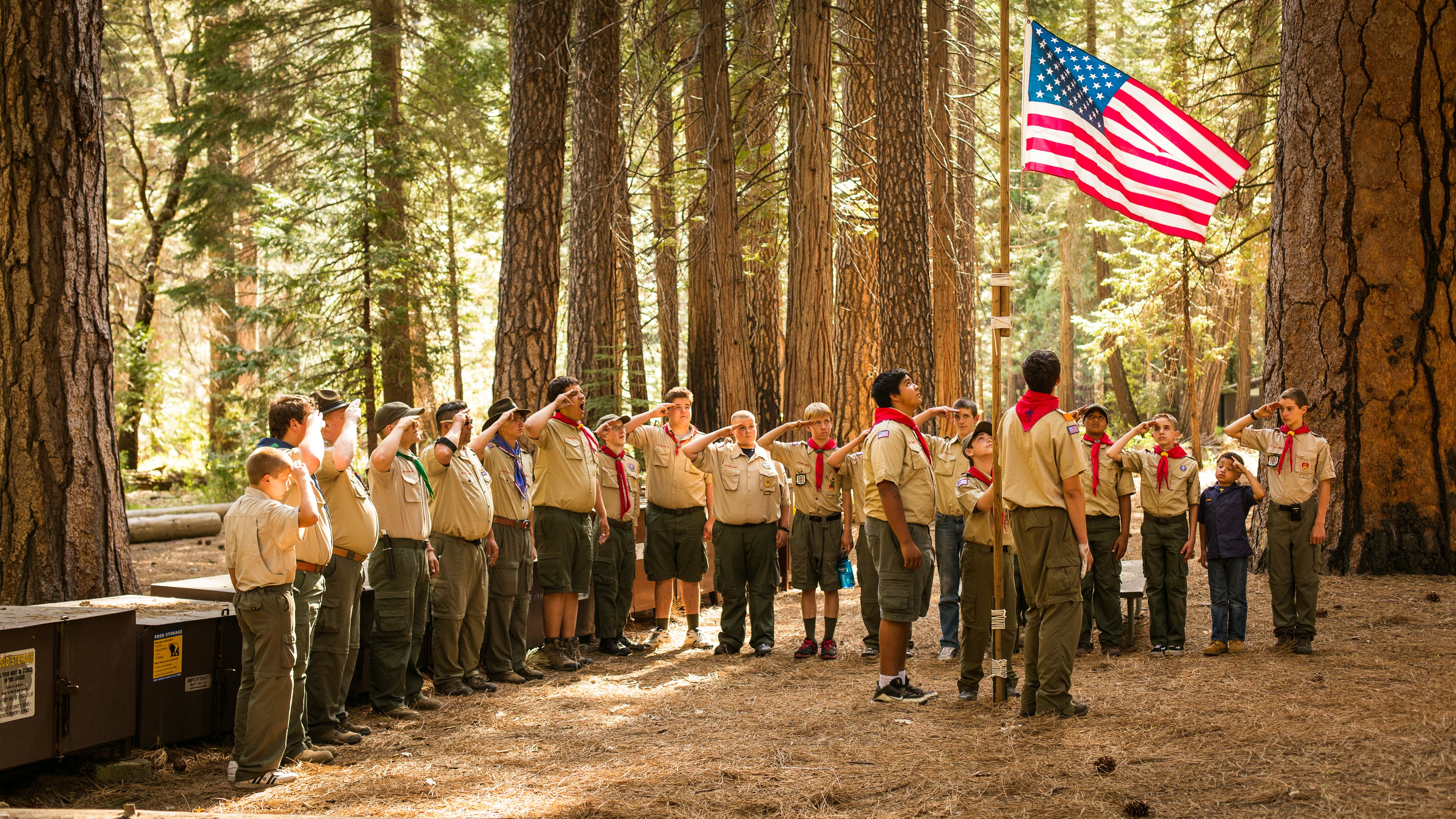Boy Scouts and Mormon Church Won't Divorce After All
