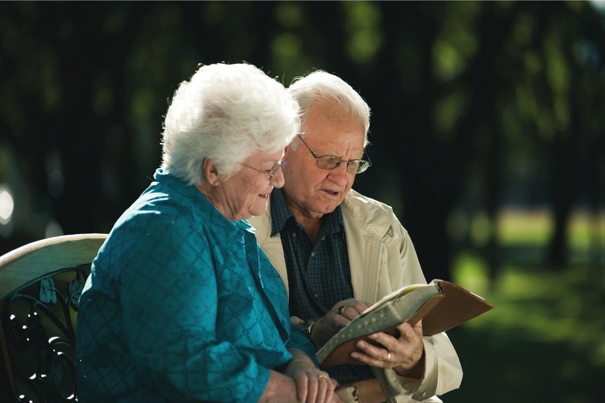 Teachings of President Ezra Taft Benson – Chapter 16: The Elderly in the Church