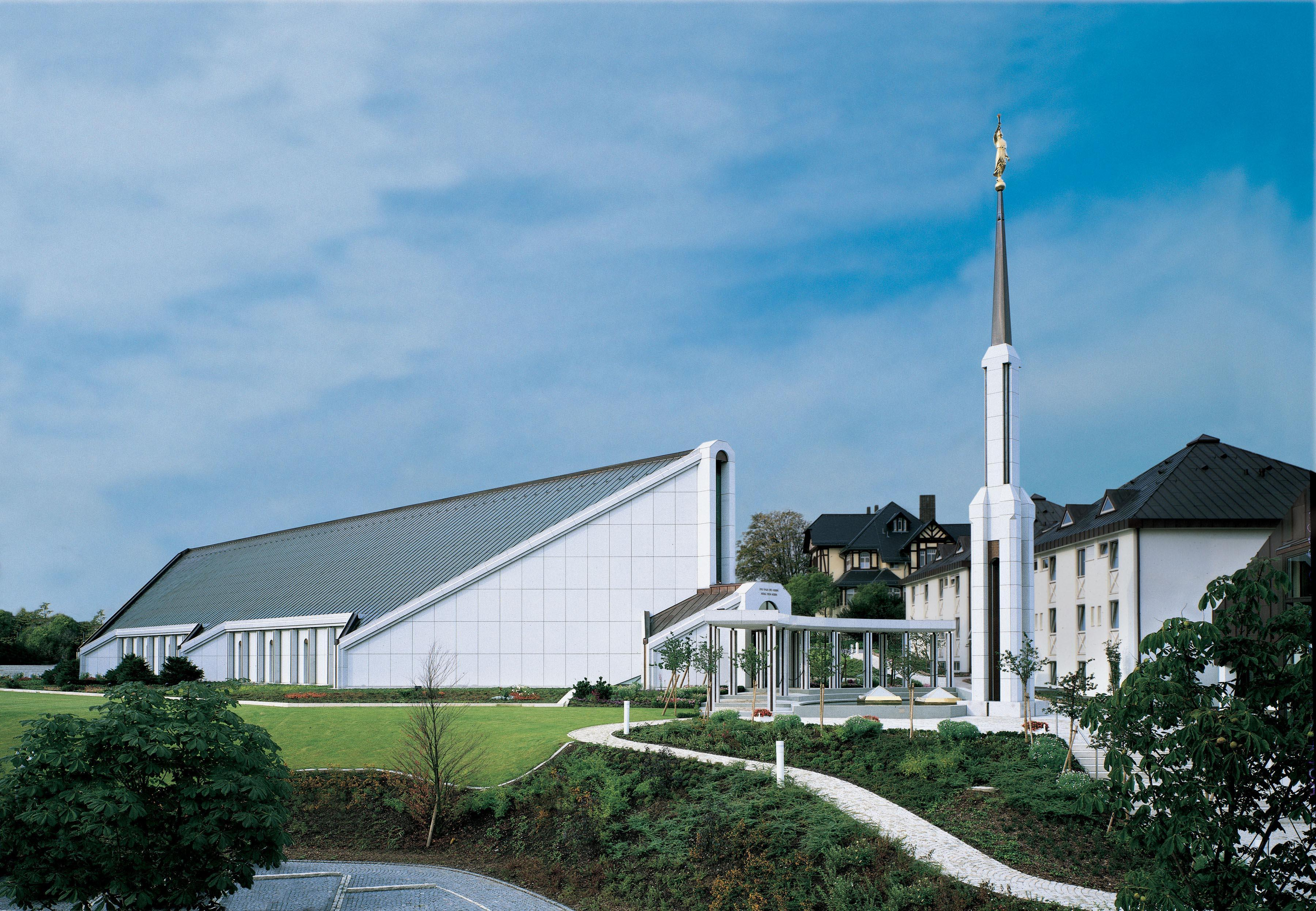 Central Europe Goes Templeless as Frankfurt Germany Temple Closes