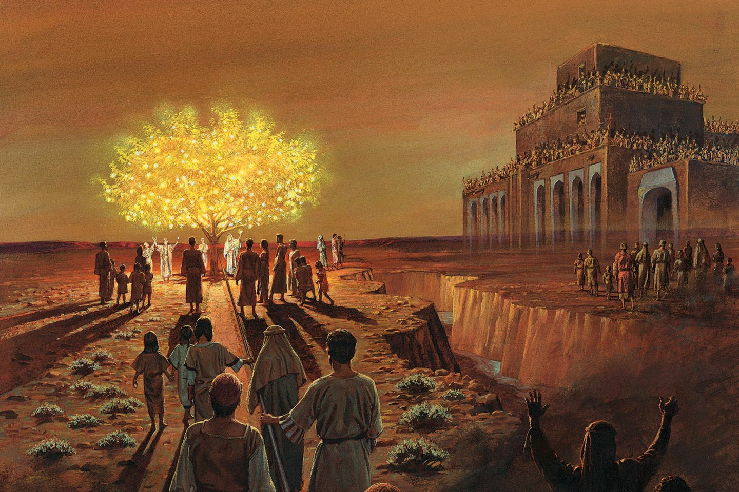 Book of Mormon Lesson 3: The Vision of the Tree of Life