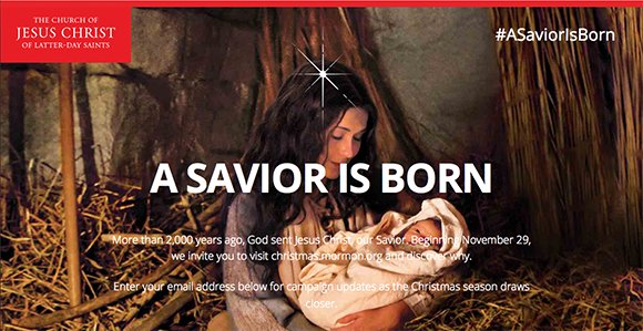 "A Look Back at the ""A Savior Is Born"" Campaign"