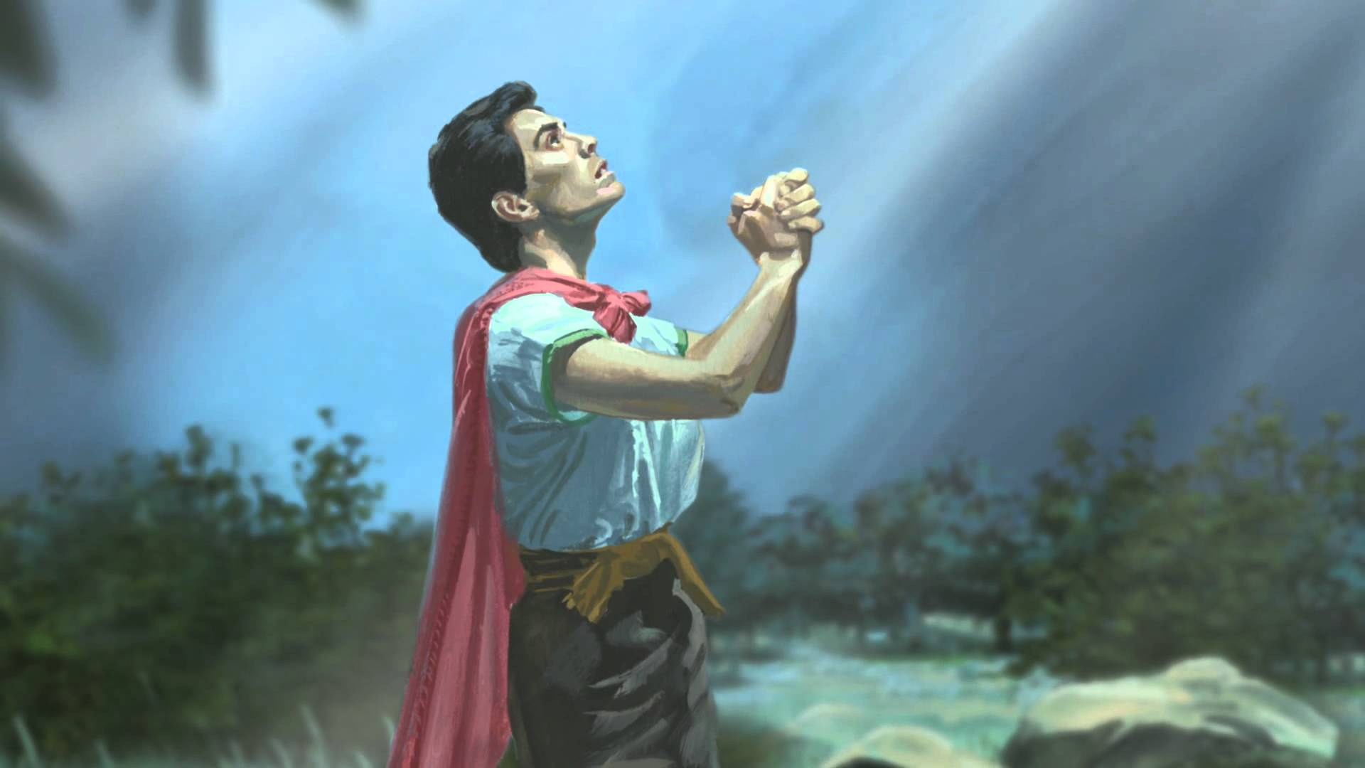 "Book of Mormon Lesson 14: ""For a Wise Purpose"""