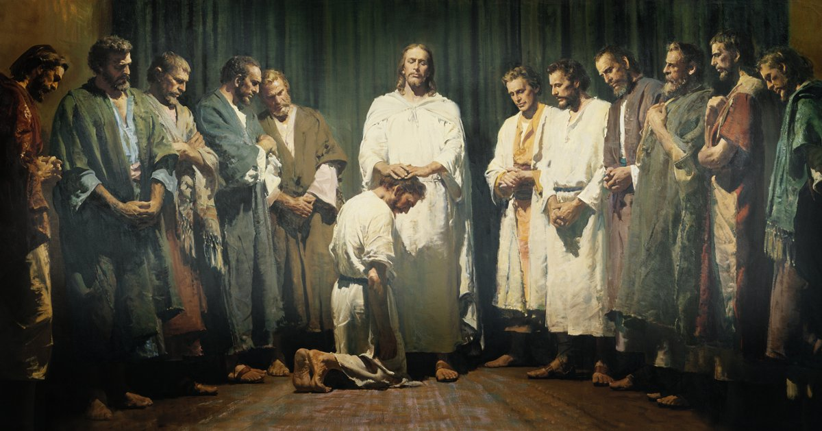 """Book of Mormon Lesson 24: """"Give Us Strength According to Our Faith in Christ"""""""