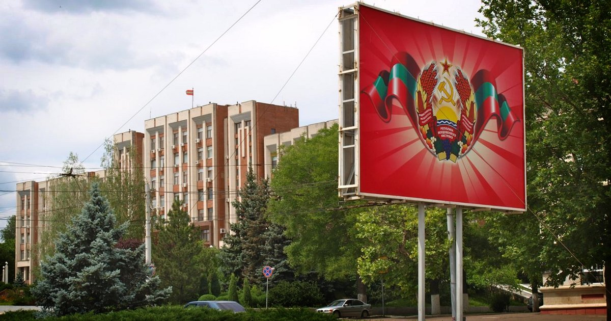 Episode #346 – Don't Go to Transnistria
