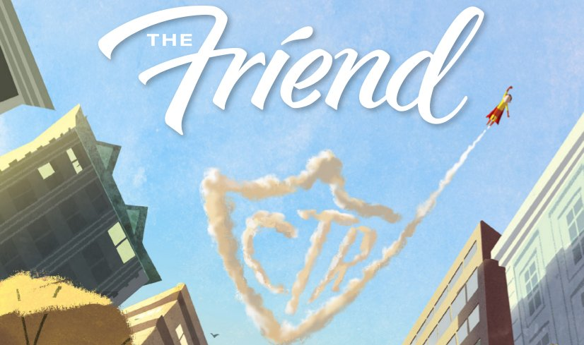 "The ""Friend"" Gets Friendlier 