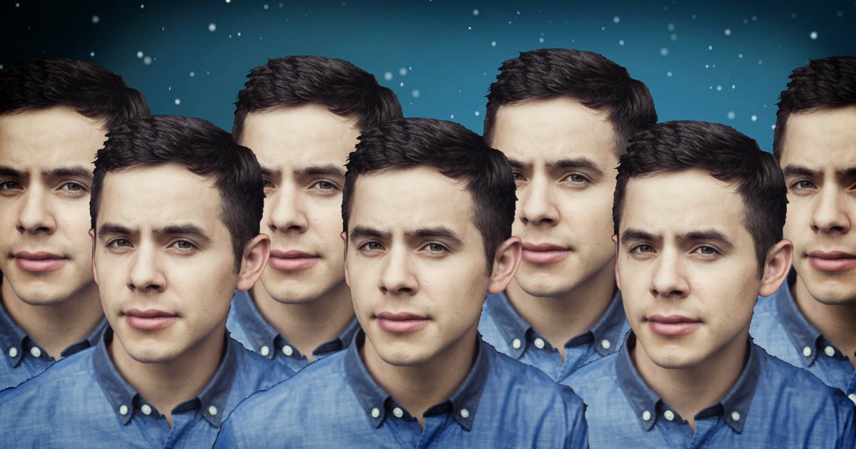 Episode #357 – David Archuleta Is a Yes Man