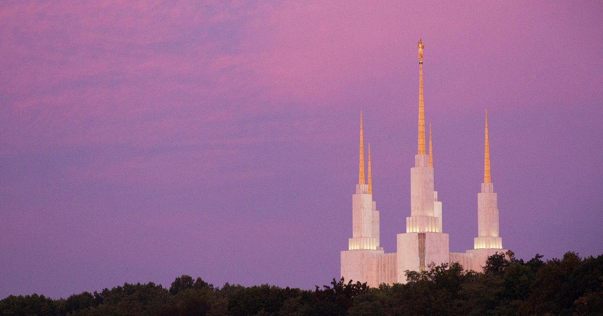 Washington DC and Oakland California Temples Closing for Major Renovations