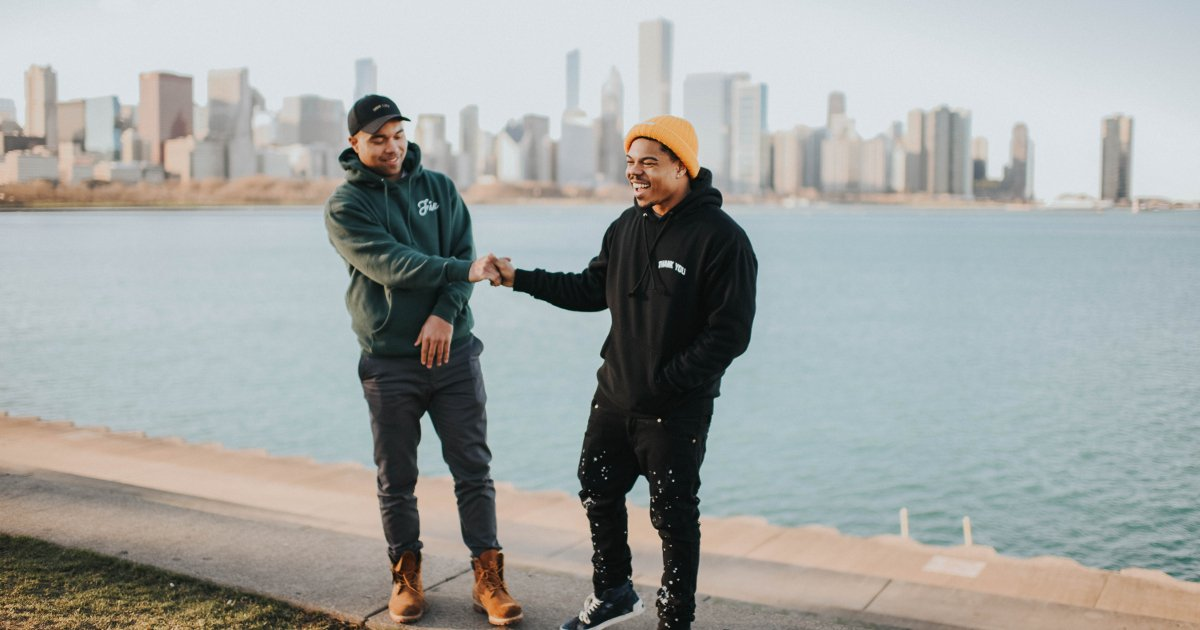 """James the Mormon Teams Up With Taylor Bennett for New Video, """"Holiday"""""""