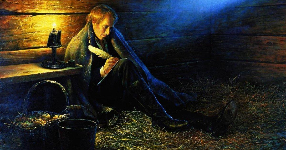 "Church History Lesson 28: ""O God, Where Art Thou?"""
