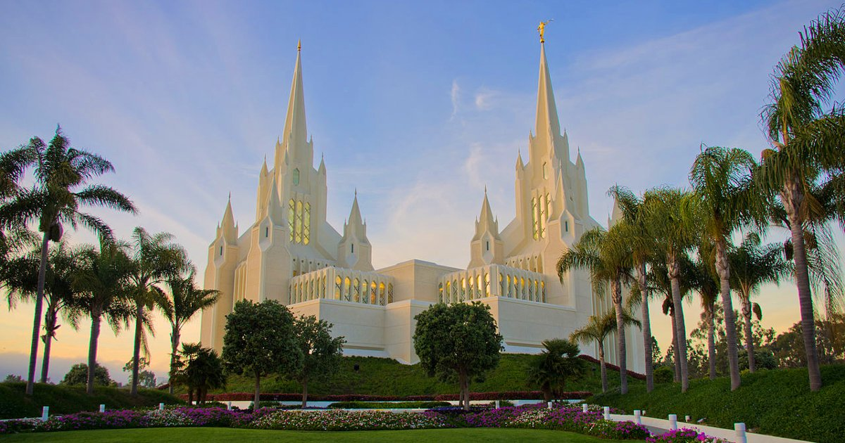 Single Male over 30? Recently Divorced? You Can Now Serve as a Temple Worker