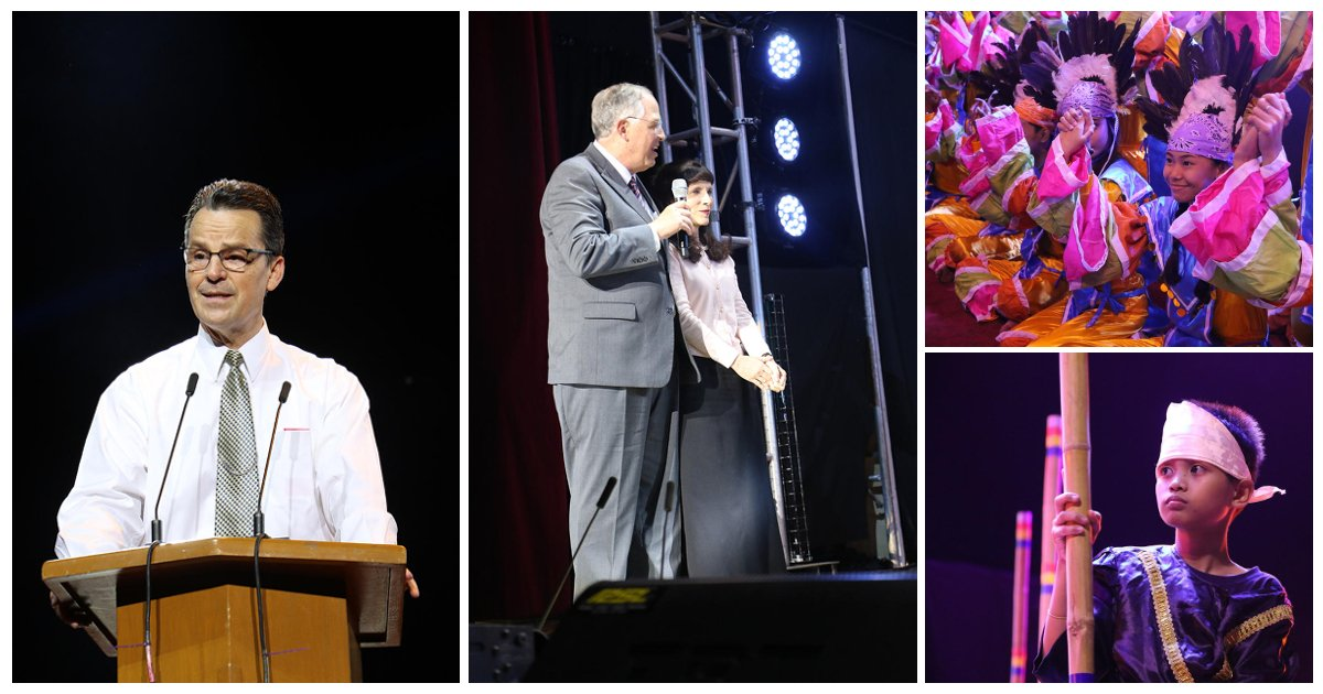 Philippines Celebrates Organization of 100th LDS Stake