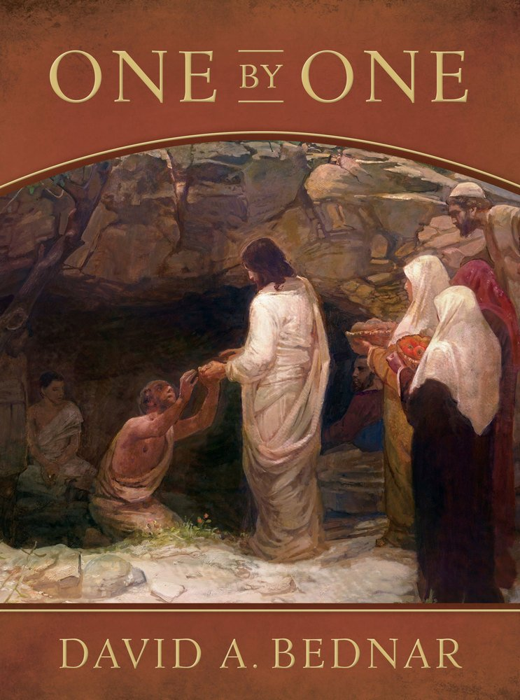 "Book Review: With ""One By One,"" David A. Bednar Demonstrates How to Make Your Ministry Personal"
