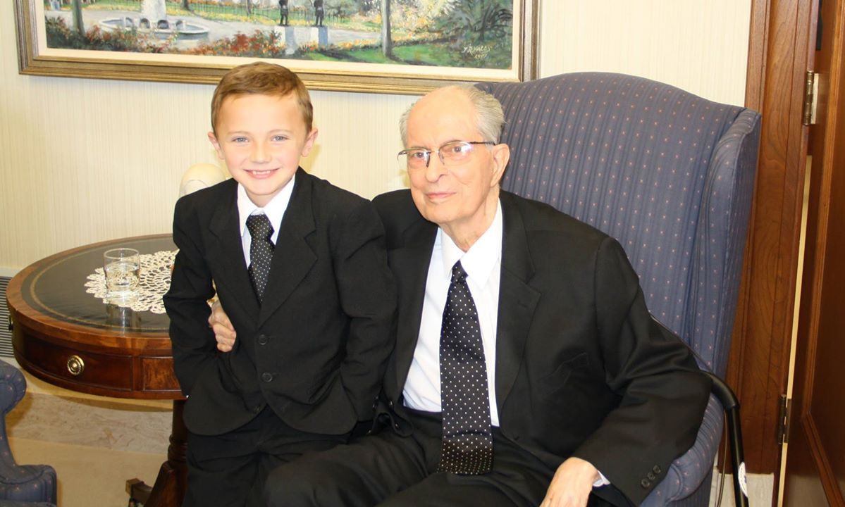 The Touching Reason Elder Robert D. Hales Wore the Same Tie Every General Conference