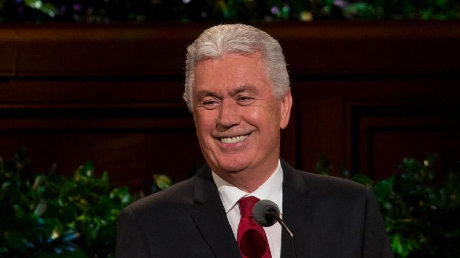 Elder Dieter F. Uchtdorf Responds to Return to the Twelve, Expresses Support for President Nelson