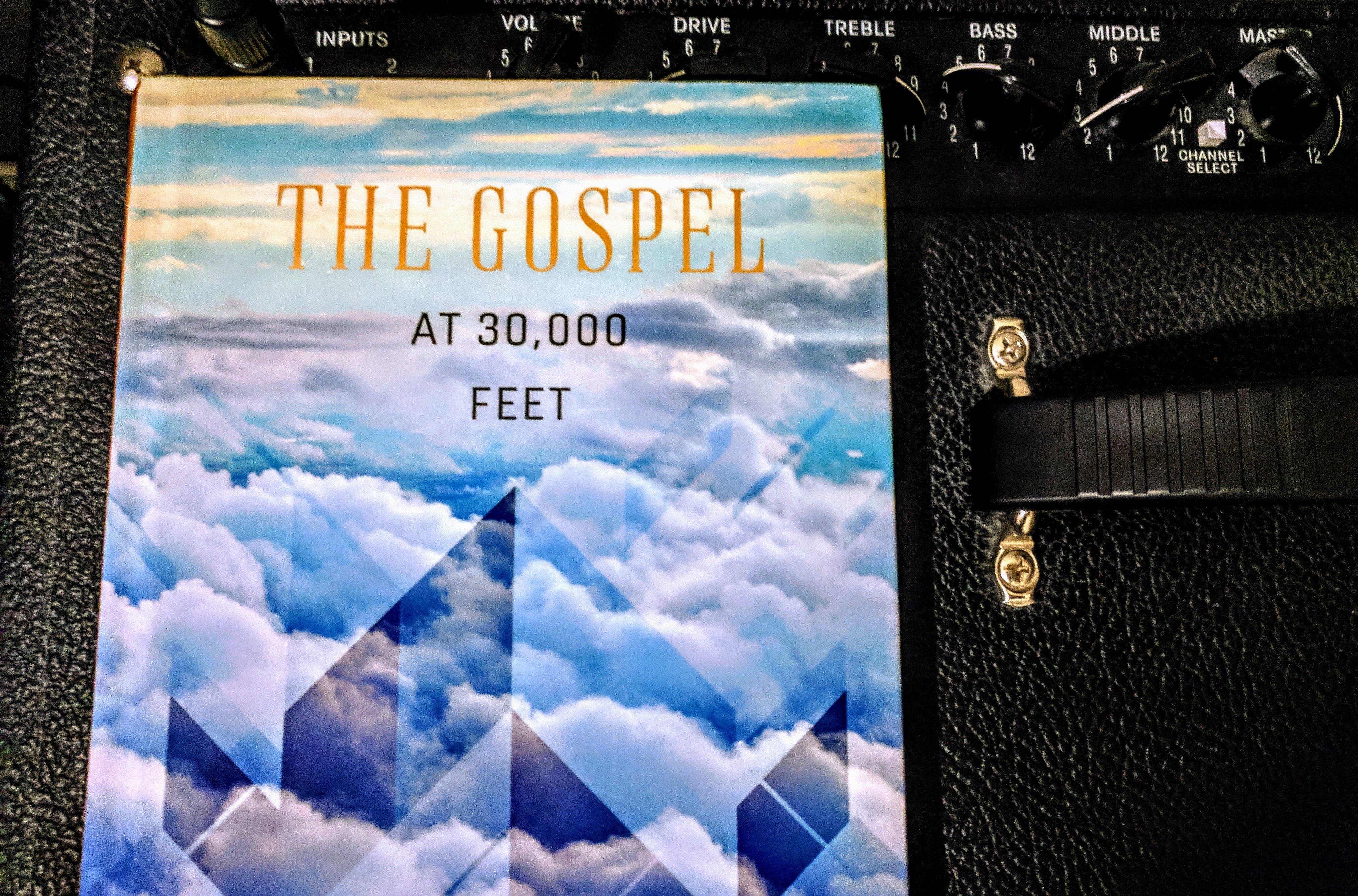 "Dieter F. Uchtdorf Soars to New Heights with ""The Gospel at 30,000 Feet"""