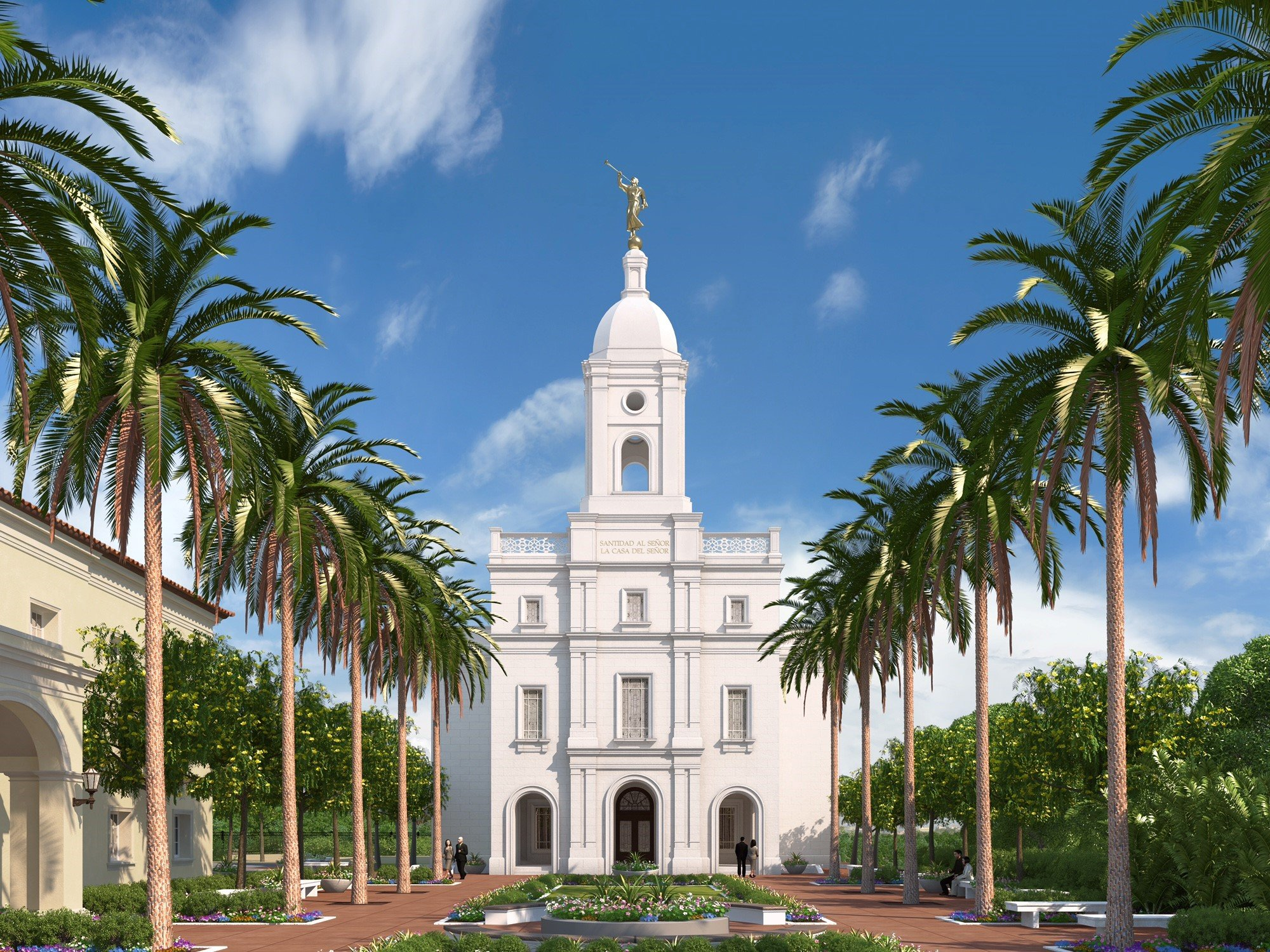 Dedication Dates Announced for Mormon Temples in Chile and Colombia