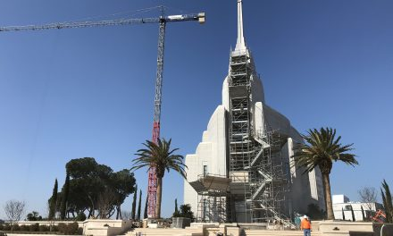 Urrà! Rome Italy Temple Gets Long-Awaited Dedication Date