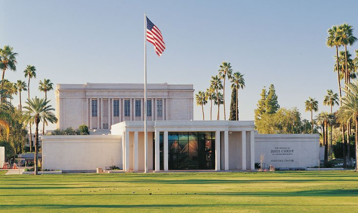 Church Looks to Demolish Homes as Part of Mesa Temple District Redevelopment
