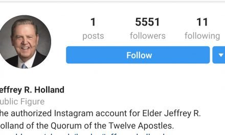 The Apostles Are On Instagram – And They Only Follow Each Other