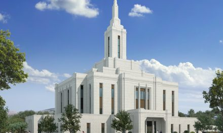 Groundbreaking Date Announced for Pocatello Idaho Temple