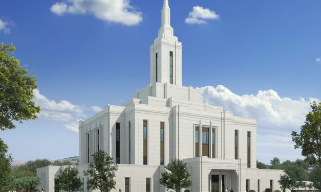 Groundbreaking Date Announced for Pocatello Idaho Temple