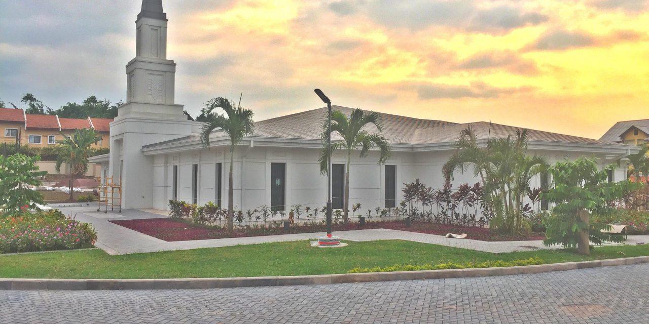 Kinshasa Democratic Republic of the Congo Temple Gets a Dedication Date