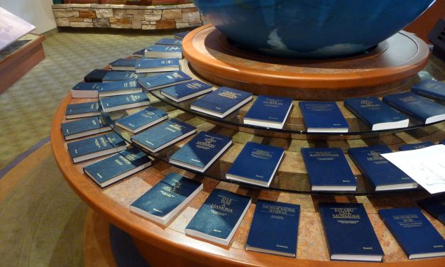 Triple Combination of the Scriptures Now Available in Slovenian