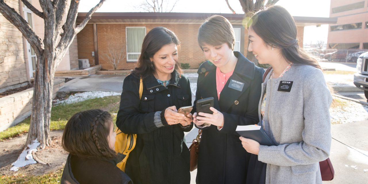 New Planning Tools Now Available For Prospective Missionaries