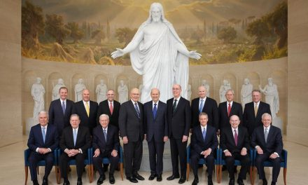 The Convert Files: What 15 Apostles in Rome Meant to Me